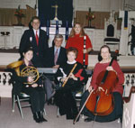 Musica Dolce at Advent Night, November 30, 2003